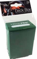 Deck Box Dark Green