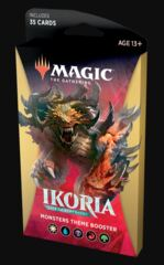 Ikoria: Lair of Behemoths Theme Booster - 5 Color