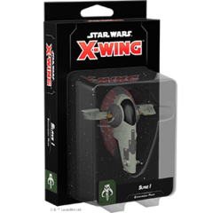 Star Wars X-Wing Slave 1 Expansion Pack