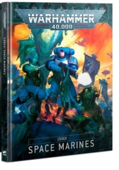 Codex: Space Marines - 9th