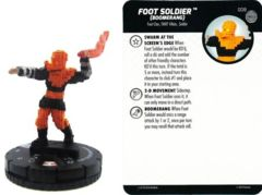 Foot Soldier (Boomerang) - 008 - Common