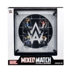 WWE HeroClix with the Mix Match Challenge Starter Set