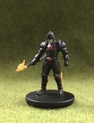 Fire Cult Warrior - 17