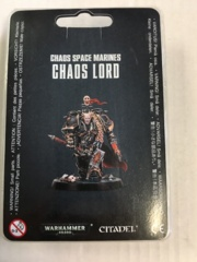 Chaos Lord - Chaos Space Marines