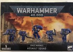 Assault Squad - Space Marines