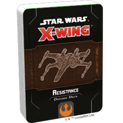 Resistance Damage Deck Star Wars: X-Wing Second Edition