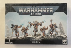 Wulfen - Space Wolves