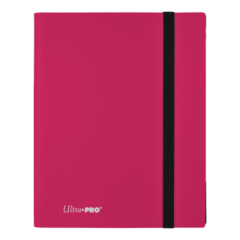 9-Pocket Bright Pink PRO-Binder