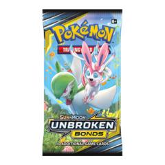Sun & Moon - Unbroken Bonds Booster Pack