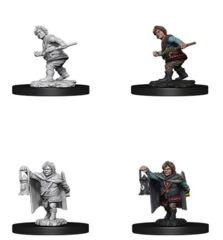 D&D Nolzur's Marvelous Miniatures – Male Halfling Rogue