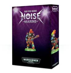 Noise Marine - Chaos Space Marines
