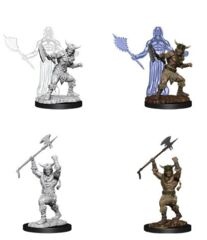 D&D Nolzur's Marvelous Miniatures – Male Human Barbarian