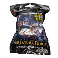 Magic: The Gathering Creature Forge: Overwhelming Swarm Token Miniatures Gravity Feed Pack