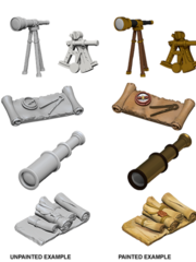Pathfinder Battles Unpainted Minis - Navigators Pack