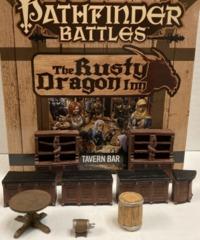 Pathfinder: Rusty Dragon Inn Tavern Bar