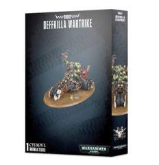 Deffkilla Wartrike - Orks
