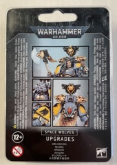 Upgrades - Space Wolves
