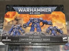 Centurion Assault Squad -  Space Marines