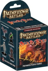 Deadly Foes - Pathfinder Booster Pack