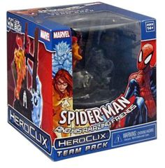 Spider-Man and His Amazing Friends Heroclix Team Pack Team Base