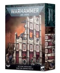 Sanctum Administratus - Battlezone: Manufactorum