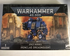 Ironclad Dreadnought - Space Marines