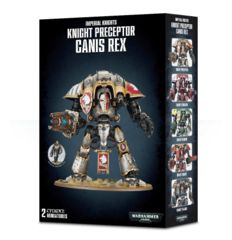 Knight Preceptor Canis Rex - Imperial Knights