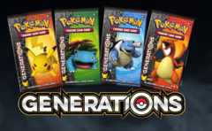 Generations - Booster Pack
