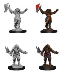 D&D Nolzur's Marvelous Miniatures – Female Dragonborn Fighter