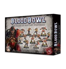 Blood Bowl: The Doom Lords Chaos Chosen Team