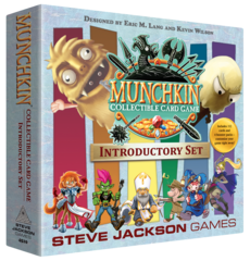 Munchkin CCG : Introductory Set