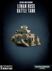 Leman Russ Battle Tank - Astra Militarum