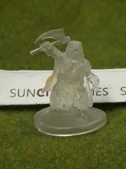 Gold Dwarf Guard (Invisible)