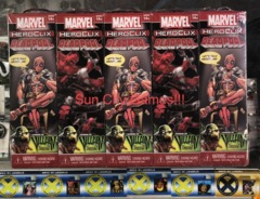 Marvel HeroClix: Deadpool Booster Brick