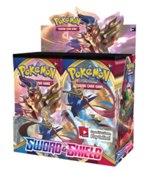 Sword & Shield Booster Box