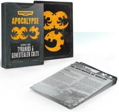 Apocalypse Datasheet Cards: Tyranids & Genestealer Cults