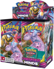 Unified Minds - Booster Box