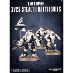 XV25 Stealth Battlesuits - Tau Empire