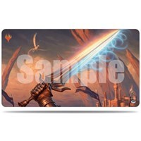 Modern Horizons - Sword of Truth and Justice (V4) Playmat for Magic