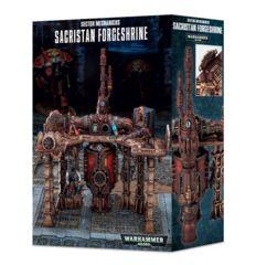 Sacristan Forgeshrine - Sector Mechanicus
