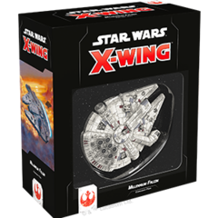 Star Wars X-Wing - Second Edition - Millennium Falcon