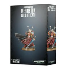 Mephiston, Lord of Death - Blood Angels
