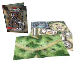 Dungeons and Dragons Tactical Maps Reincarnated