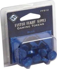 Fantasy Flight - Blue Gaming Tokens