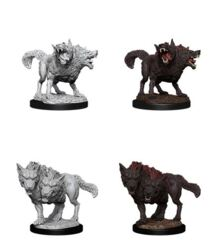 D&D Nolzur's Marvelous Miniatures – Death Dog