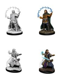 D&D Nolzur's Marvelous Miniatures – Male Human Wizard
