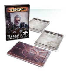 Van Saar Gang Cards