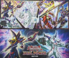 Duel Power Hard Playmat w/ Box DUPO