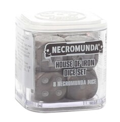 House of Iron Dice Set