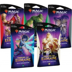 Throne of Eldraine Theme Booster Pack